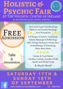 Rathmines holistic fair